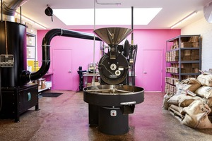 Supercrown Coffee Roasters Extolls the Magic of Coffee at their New Bushwick Shop