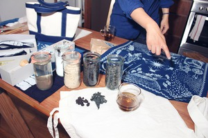 Bushwick, Prepare to Dye – Workshops at BUAISOU. Brooklyn Lab