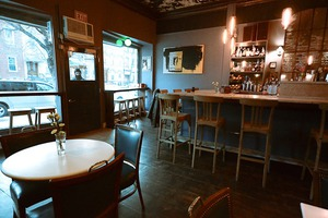 June, the Bar Behind the 99c Store Opens on St. Nicholas Ave