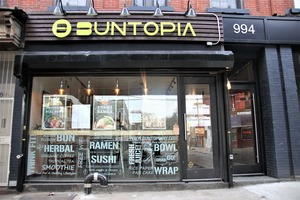Healthy Asian-Fusion Cafe Buntopia Is Set to Open off Myrtle-Broadway