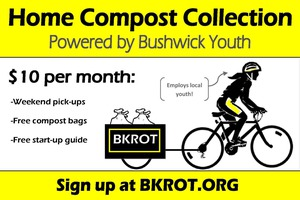 BKROT Makes Composting Easy, Supports Bushwick's Urban Farms
