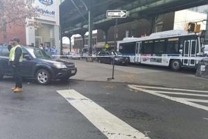 A Bystander Was Shot by Two Gunmen Riding Bikes Down Myrtle Avenue in Bushwick
