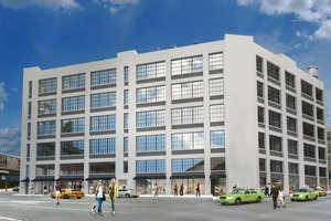 "Boston and Dallas Developers Will Turn a Bushwick Warehouse Into ""Creative Offices"""
