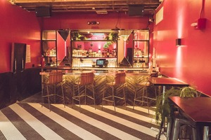Photos: New Cafe and Bar The Loft at Elsewhere Opens in East Williamsburg Tonight