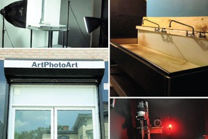 New Photo Lab and Dark Room – ArtPhotoArt Hosts Opening Party This Saturday
