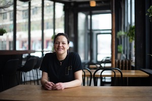 East Williamsburg Chef to Take on Zero Waste Challenge at NYC'S Food Waste Fair