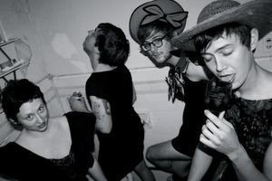 Listening Party: Snarky Pop-Punk Throwbacks Swearin'