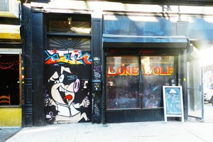 After a Hiatus, Lone Wolf is Back in Action on Broadway