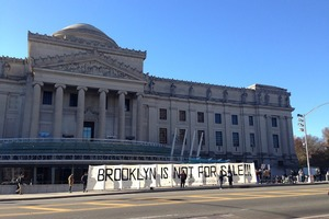 Bushwick Will Represent at the Brooklyn Museum's Anti-Gentrification and Displacement Forum Sunday