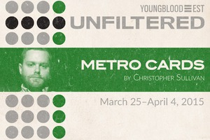 """New Play """"Metro Cards"""" Tackles Gentrification in Bushwick and Love on the L Train"""