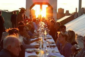 Northeast Kingdom is Co-Hosting a Rooftop Dinner at Brooklyn Grange