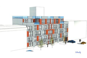 [UPDATE] Here's Your First Look at a $13 Million Willoughby Avenue Development Proposal