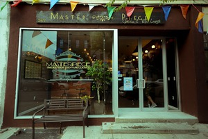 '30s-Style Vape Lounge Master Piece to Officially Open in Bushwick