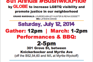 #BushwickPride March This Saturday Honors Trans Women of Color