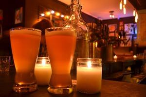 Bushwick Brews: Voodoo Brewing Co's Pilzilla from The Bodega