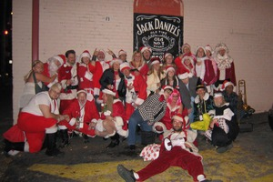 Bushwick Not Ready for Santification. Local Bars & Council Member Espinal Alike Oppose SantaCon