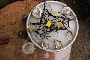 Now every day: Dine on Mominette's Delectable $1 Oysters, Bushwick