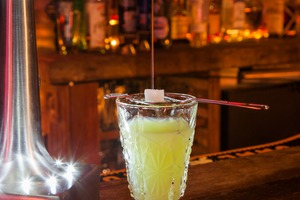 Bizarre to Celebrate BOS with Absinthe Open Bar this Friday 7-9