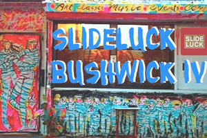 Fantastic Food, Art & Community Event, Slideluck is Returning to Bushwick and Accepting Submissions