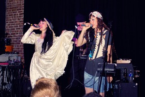 Why CocoRosie Chose to Perform at The Paper Box