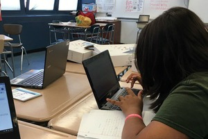 Help These Bushwick Middle Schoolers Get Some Much Needed Classroom Technology!