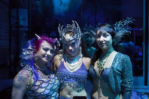 Photos: The 6th Annual Mermaid Lagoon Benefit at Bushwick's House of Yes