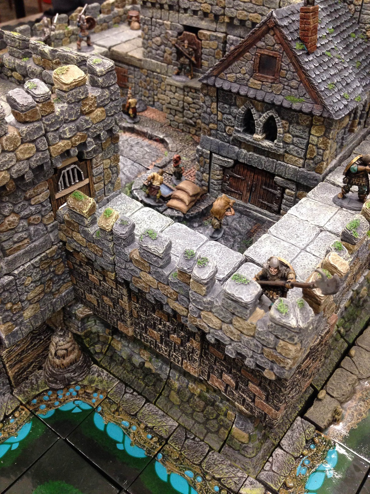 Bushwick Based Dungeons And Dragons Company Dwarven Forge