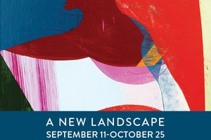 "Join ""A New Landscape: Works by Barb Flunker and Jeremy Rabus"" Exhibition at Anthony Philip Fine Art"