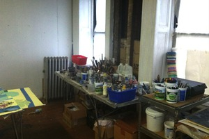 Artist Couple decides to GO! Separate Ways about Upcoming Open Studio Event