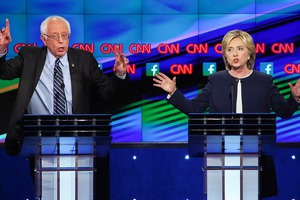 UPDATE: Where to Watch the Democratic Primary Debate in Bushwick