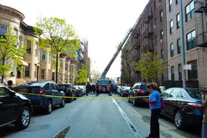 UPDATE: A Firefighter Died After a Fall from a Burning Ridgewood Building
