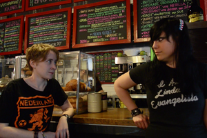 Bushwick-Filmed Comedy Web Series Captures Odd Jobs One Does to Survive