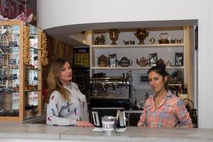 New Coffee Shop/Russian BBQ/Vodka Palace Just Opened in Bushwick