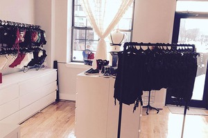 Find Something Hot for V-Day at The Launch Party for Bushwick's Combo Lingerie/Sneaker Shop