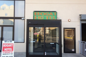 Photos: After 5 Years, the Unpretty Bogart Hotel Takes Reservations in Bushwick