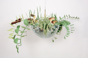 Paper sculptures of Michelle Matson