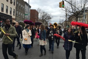 Join Bushwick Abbey For a Palm Sunday Parade Complete with Music and Dancing