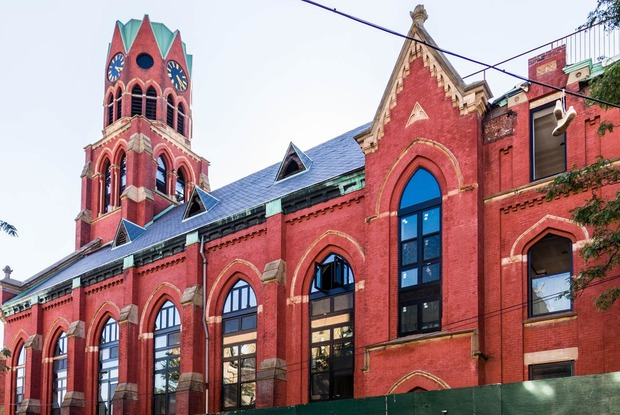 Try Your Luck at Snagging an Affordable Unit in Bushwick's Newest Church Conversion