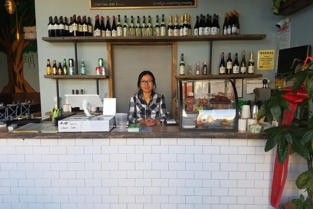 Amituofo Is a New Vegan Place in Bushwick That Dishes Delicious Asian and American Cuisine