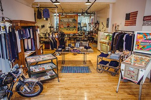 Get 10% Off at Left Field NYC on Classic American-Made Men's Clothing