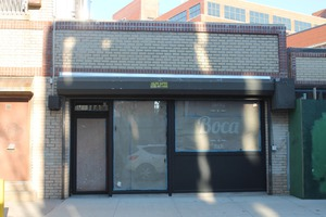 Buen Provecho: New Tapas Joint Boca Bar Is in the Works on Jefferson Street