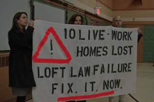 Loft Law Talks Continue in North Brooklyn