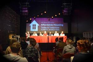 Arts in Bushwick Held a Panel on the Future of Affordable Housing