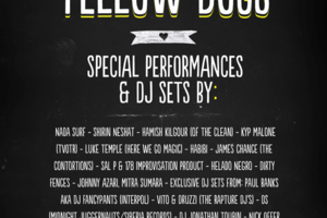 Tonight: Yellow Dogs Benefit Concert at Brooklyn Bowl