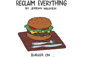 Bushwick Restaurants Reclaim and Salvage Everything! [COMIC]