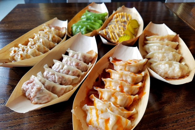 Ozi Dumplings in Bushwick Does Unique Takes on an Asian Favorite