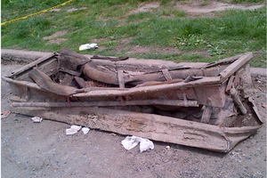 Mystery of the Casket Found in Bushwick Has Been Solved