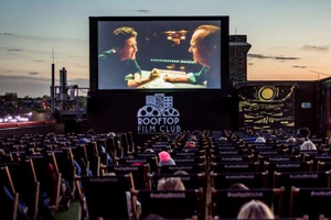 Rooftop Cinema Club Introduces a New Film Series in East Williamsburg This June