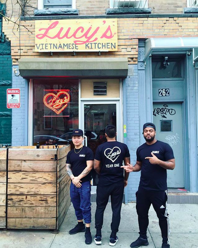 Lucy S Vietnamese Will Throw An Epic One Year Anniversary