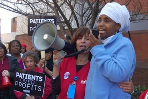 Bushwick Nurses Join Citywide Protest After Report Showed Severe Staffing Shortage in NYC Hospitals